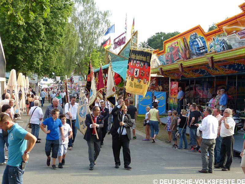 Vechta Stoppelmarkt 2012