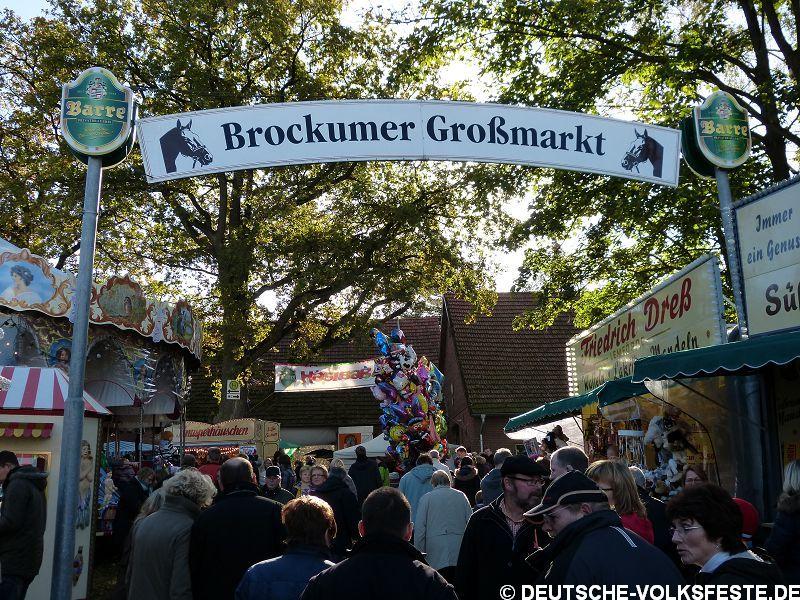 Brockum Brockumer Großmarkt 2012