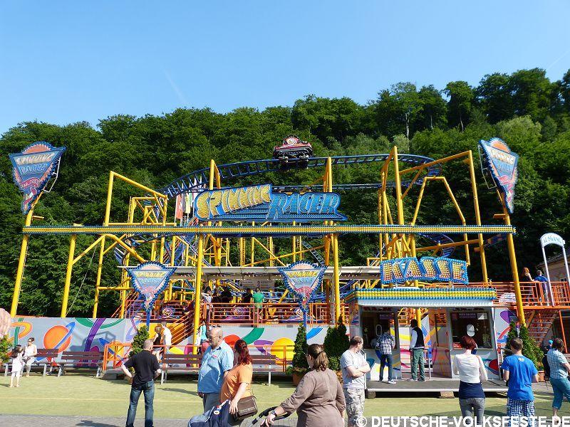 Wuppertal Mega-Kirmes 2013