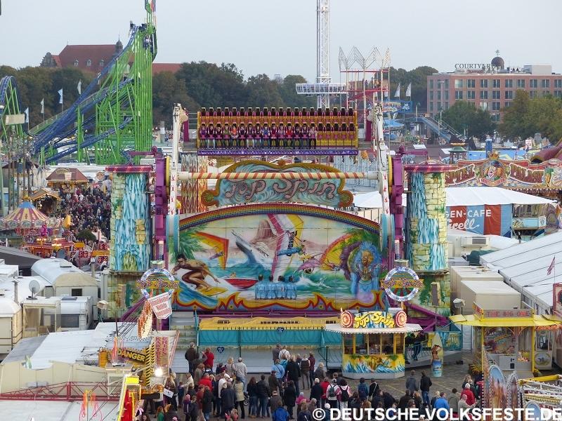 Bremen Freimarkt 2014