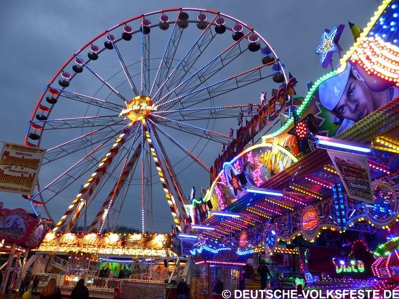 Osnabrück Frühlingsjahrmarkt 2015