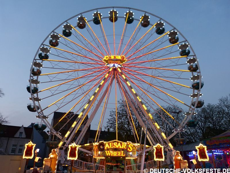 Herne City-Kirmes 2014
