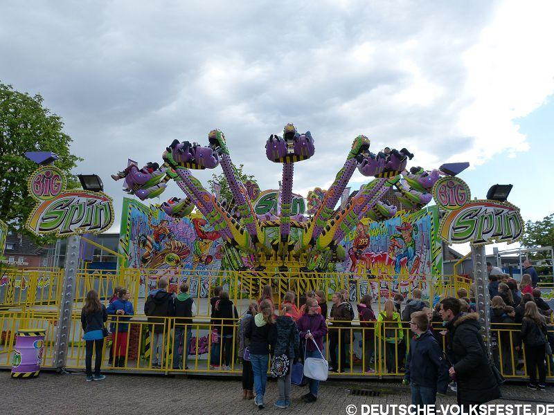 Ochtrup Frühjahrskirmes 2014