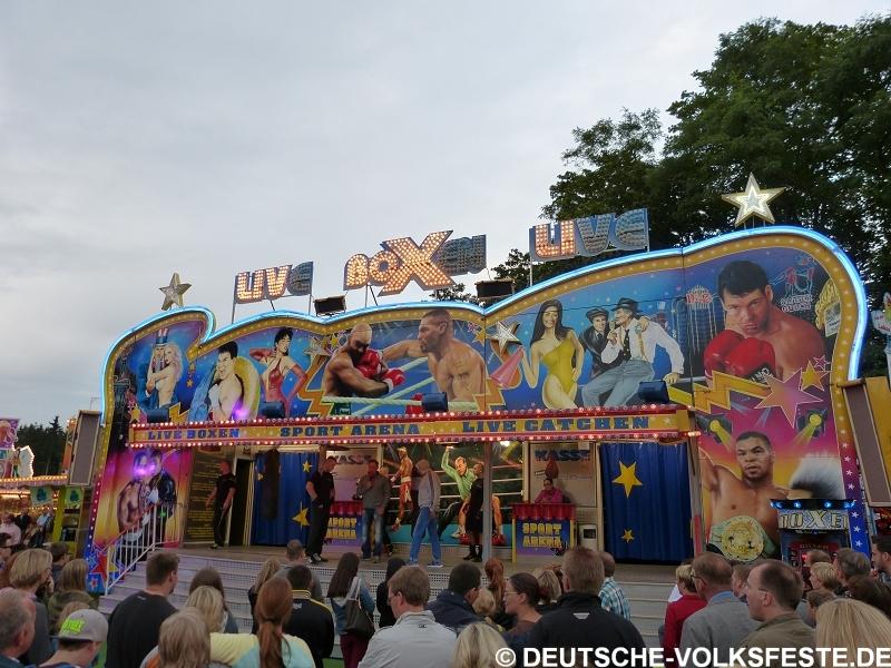 Vechta Stoppelmarkt 2014
