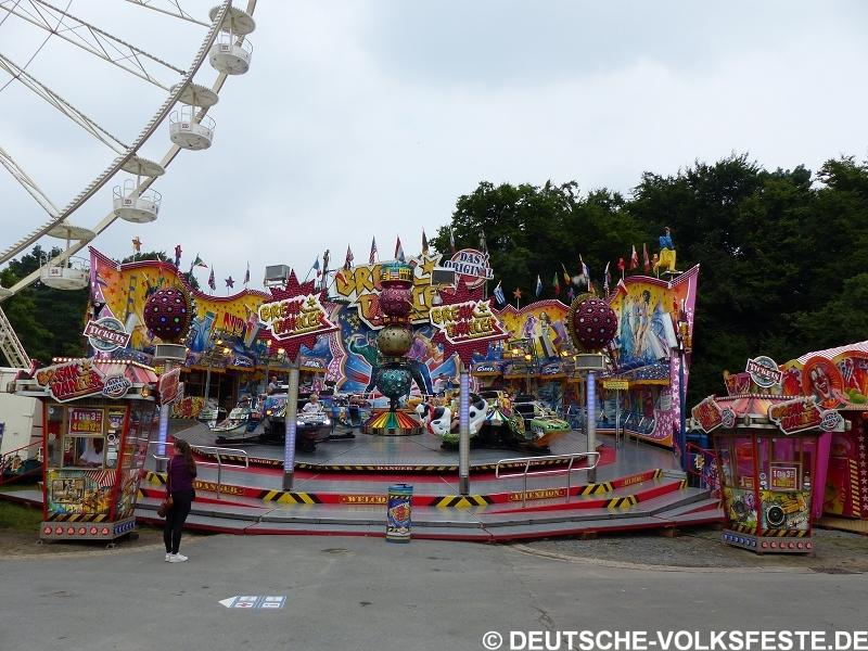 Vechta Stoppelmarkt 2015