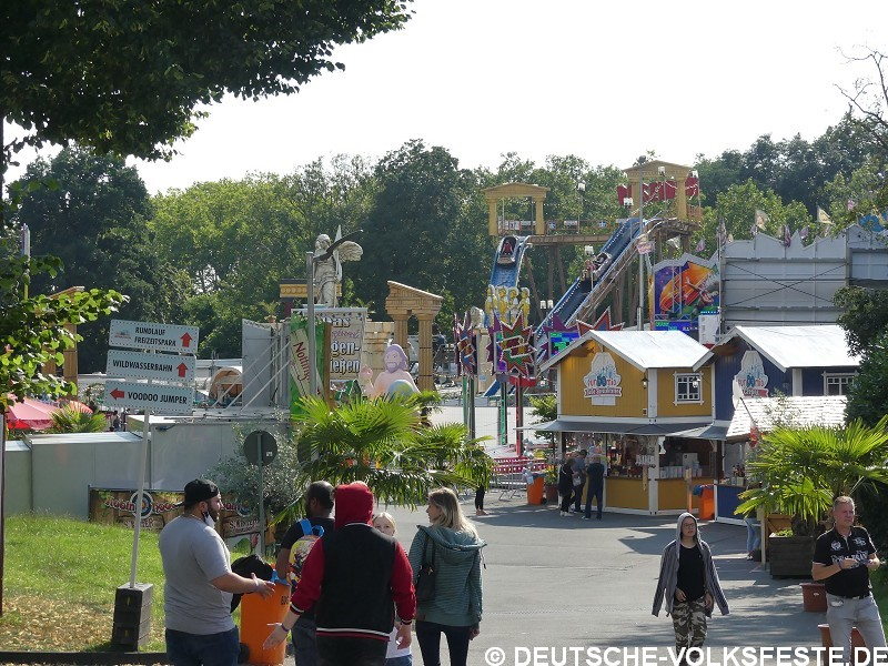 Dortmund Pop Up Freizeitpark FunDOmio 2020
