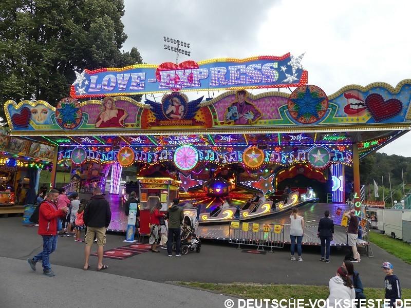 Wuppertal Pop Up Freizeitpark Wuppertaler Freizeit-Spaß 2020