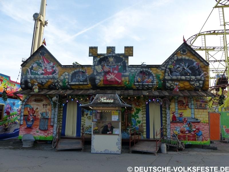 Bielefeld Herbstkirmes 2015