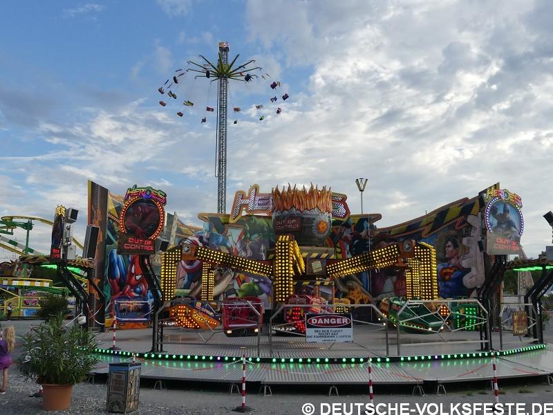 Paderborn Pop Up Freizeitpark Tivoli Wunderland 2020
