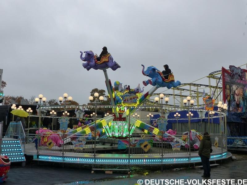 Bielefeld Herbstkirmes 2016