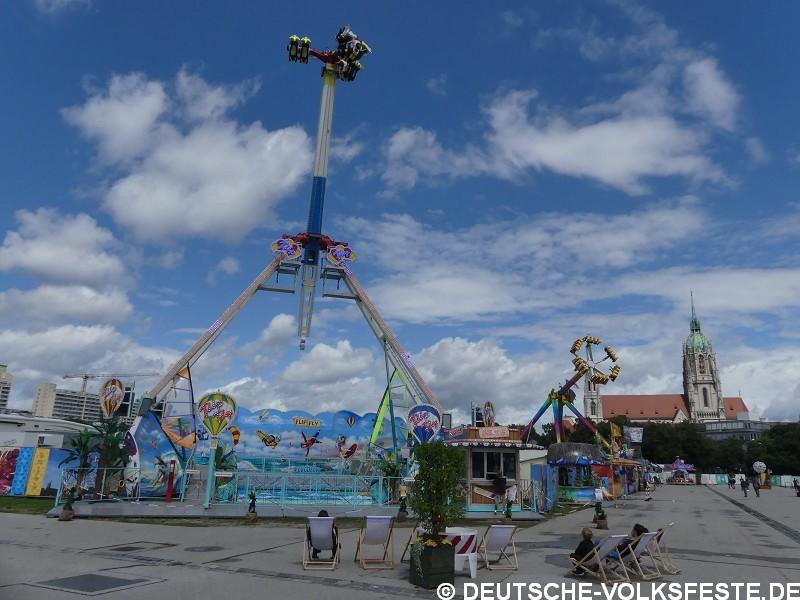 München Sommer in der Stadt 2021