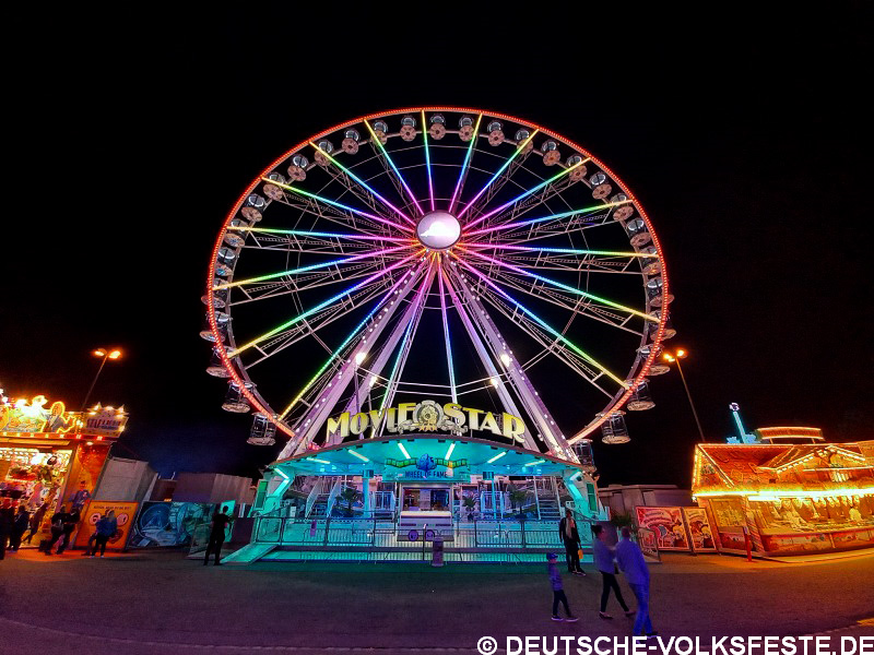 Augsburg Plärrer Familienpark 2021