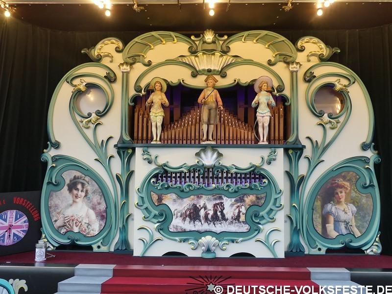 Strahlmann Konzertorgel